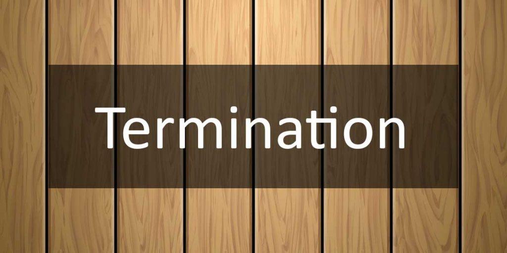 termination-banner
